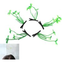 decorate-hairstyle-lucky-grass-hairpin-grass-green-black-5pcs