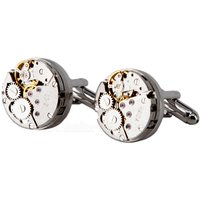 jewelry-brass-watch-movement-style-cufflinks-silver-gold-pair