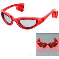 led-light-glowing-eyeglasses-holiday-gift-transparent-red