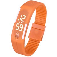 unisex-lodestone-pu-band-led-bracelet-wrist-watch-orange