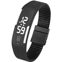 unisex-lodestone-pu-band-led-bracelet-wrist-watch-black-white