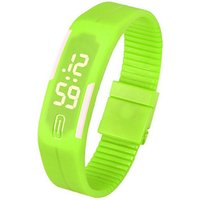 unisex-lodestone-pu-band-led-bracelet-wrist-watch-green-white