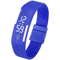 unisex-lodestone-pu-band-led-bracelet-wrist-watch-deep-blue-white