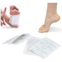 detox-foot-mats-strips-detoxification-foot-smelly-medical-tool-white