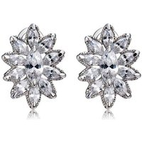 xinguang-woman-elegant-fashion-crystal-earrings-silver