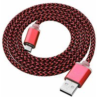 thickened-twine-micro-usb-data-cable-red-96cm
