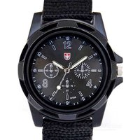 woven-nylon-strap-outdoor-leisure-quartz-analog-watch-black