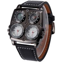 oulm-sports-dual-time-zone-compass-thermometer-decoration-watch-white