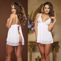 europe-style-sexy-lace-decorated-bowknot-slip-dress-lingerie-white