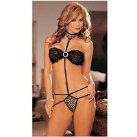 sexy-three-piece-collar-sexy-polyester-lingerie-black