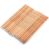 28 in 1 Pencil Set Drawing Tool for Artist Sketch - Wood Color
