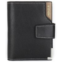 jin-bao-lai-men-classic-foldable-leather-pu-wallet-black