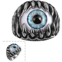 r098-10-stylish-316l-stainless-steel-punk-ring-silver-multicolor