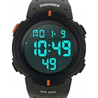 skmei-1068-waterproof-men-digital-led-sports-wrist-watch-army-green