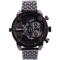oulm-men-analog-watch-w-double-movt-round-dial-steel-watch-band