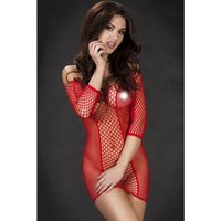 hollow-transparent-sexy-hot-conjoined-sexy-underwear-red