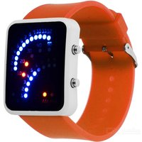 fashion-creative-fan-shaped-time-display-led-digital-watch-orange