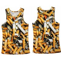 three-dimensional-cigarette-pile-pattern-printed-men-sport-vest-xxl