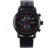 8192-military-style-alloy-pu-leather-strap-men-quartz-watch-black