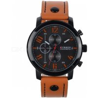 8192-military-style-alloy-pu-leather-strap-men-quartz-watch-orange