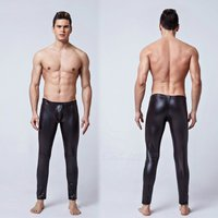men-tight-elastic-sexy-leather-patent-leather-trousers-black-m