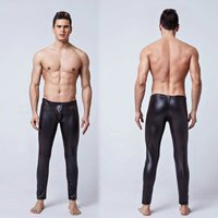 men-tight-elastic-sexy-leather-patent-leather-trousers-black-xl