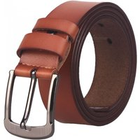 fanshimite-zk05-men-buckle-leather-belt-orange-110cm