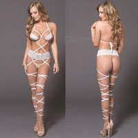 lace-three-point-sross-strap-sexy-lingerie-white