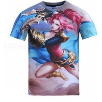 mb0169-3d-printing-cartoon-motifs-t-shirt-multicolor-m