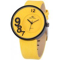 fashion-3d-number-scale-women-quartz-watch-yellow