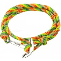 fashion-navy-boat-anchor-woven-nylon-bracelet-yellow-multicolor