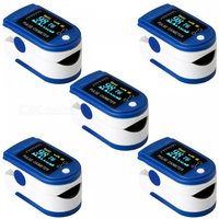 jzk-301-oled-finger-pulse-oximeter-heart-rate-monitors-blue-5pcs