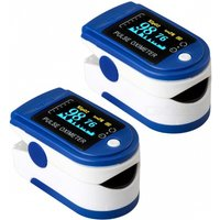 jzk-301-oled-finger-pulse-oximeter-heart-rate-monitors-blue-2-pcs