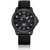 naviforce-9061-men-sports-army-leather-wrist-quartz-watch-black
