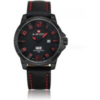 naviforce-9061-men-sports-army-leather-wrist-quartz-watch-red