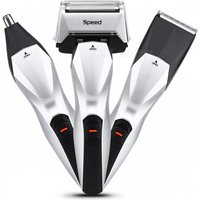 multifunction-rechargeable-electric-hair-trimmer-shaver-razor-silver