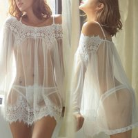 sexy-translucent-off-the-shoulder-net-yarn-lingerie-white-m