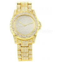 fashion-unisex-geneva-diamond-two-pointer-quartz-watch-golden