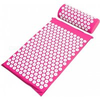 acupressure-mat-pillow-for-back-neck-pain-relief-deep-pink