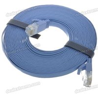 ultra-thin-cat-6-male-to-male-rj45-ethernet-lan-cable-blue-5m-length