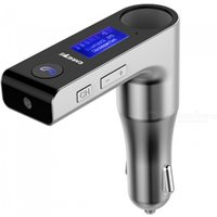 G7S Car Bluetooth Wireless Hands-Free Kit w/ FM Transmitter, MP3 Player, Charger