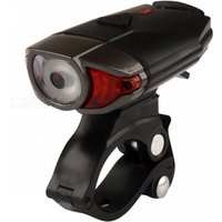 Cycling 3w 300lm Led Helmet Headlight Lamp Night Lighting Safety Usb Rechargeable Bike Bicycle Front Flashing Light Red
