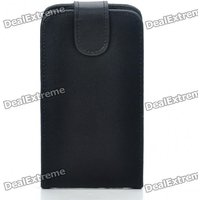 protective-genuine-leather-cover-plastic-case-for-samsung-i9100-galaxy-s-ii-black