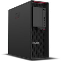 Lenovo Thinkstation P620 TWR Workstation Desktop PC, AMD Ryzen Threadripper PRO 3945WX 4GHz, 16GB RAM, 512GB SSD, DVDRW, No Graphics, Windows 10 Pro 64, 3 Year Onsite