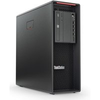 Lenovo ThinkStation P520 TWR Workstation Desktop PC, Intel Xeon W-2225 4.1GHz, 32GB RAM, 512GB SSD, DVDRW, No Graphics, Windows 10 Pro, 3 Year Onsite
