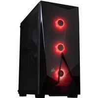 AlphaSync Gaming Desktop PC, Intel Core i5-10400F, 16GB RAM, 2TB HDD, 480GB SSD, NVIDIA RTX 3070, Windows 10 Home