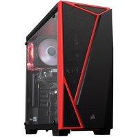 AlphaSync Gaming Desktop PC, Intel Core i5-10400F, 16GB RAM, 1TB HDD, 480GB SSD, NVIDIA GTX 1660 Super, WIFI, Windows 10 Home
