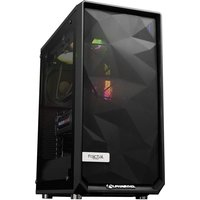 AlphaSync Gaming Desktop PC, AMD Ryzen 7 3800X, 16GB RAM, 4TB HDD, 1TB SSD, RX 6800 XT, Wifi, Windows 10 Home Advanced