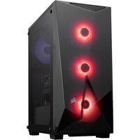 AlphaSync Gaming Desktop PC, Intel Core i7-9700K, 16GB RAM, 2TB HDD, 480GB M.2 SSD, NVIDIA GeForce RTX 3080, Windows 10 Home