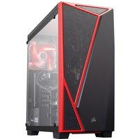 AlphaSync Gaming Desktop PC, AMD Ryzen 5 3400G, 8GB RAM, 1TB HDD, 480GB SSD, NVIDIA GeForce GTX 1660 Super, WiFi, Windows 10 Home
